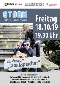 Storm @ Museum Tabakspeicher